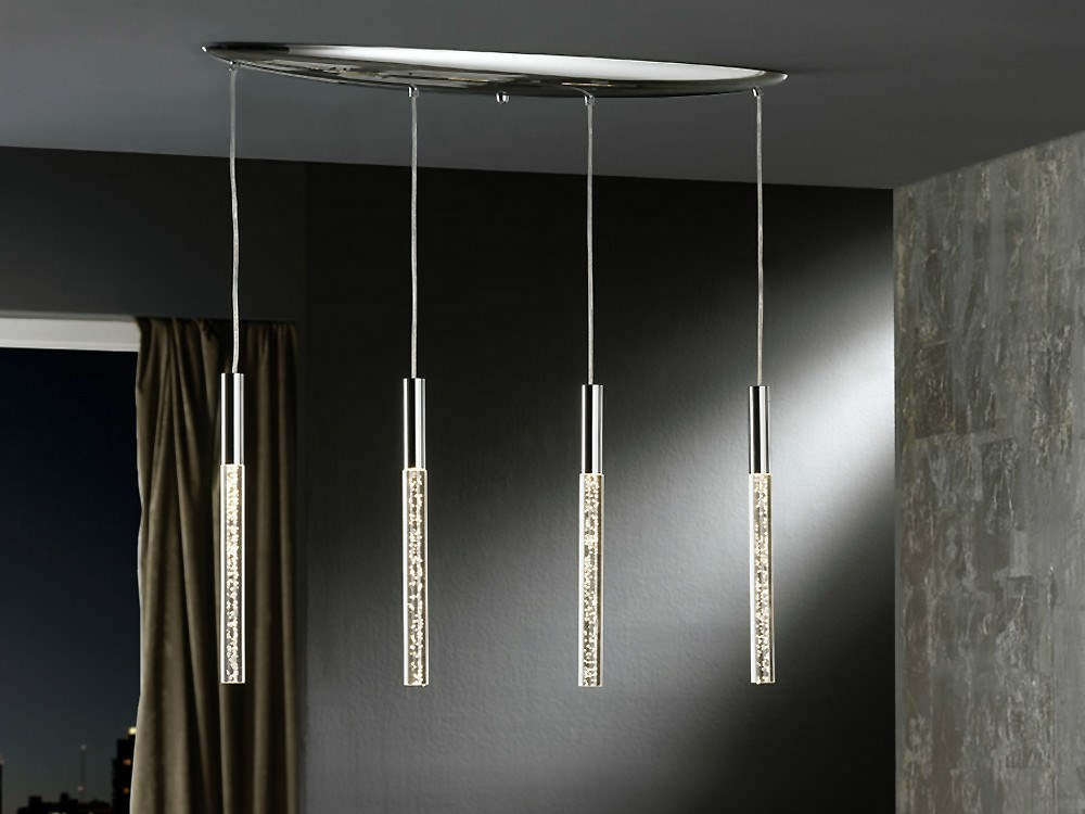 L mpara colgante - Como hacer lamparas de techo modernas ...